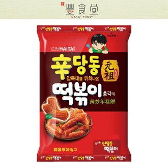 【團購商品】韓國HAITAI -辣炒年糕餅乾 100g