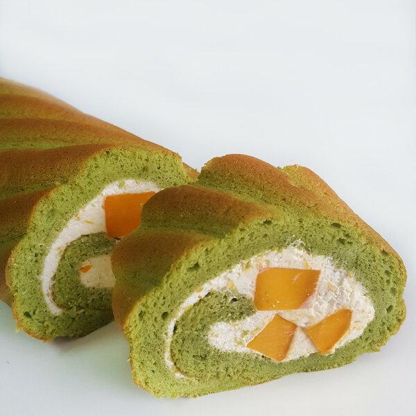 季節限定◆初甜食光◆抹茶天使芒果卷約6人份