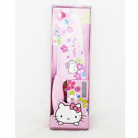 【敵富朗超巿】Hello Kitty 切片刀-KS-2018