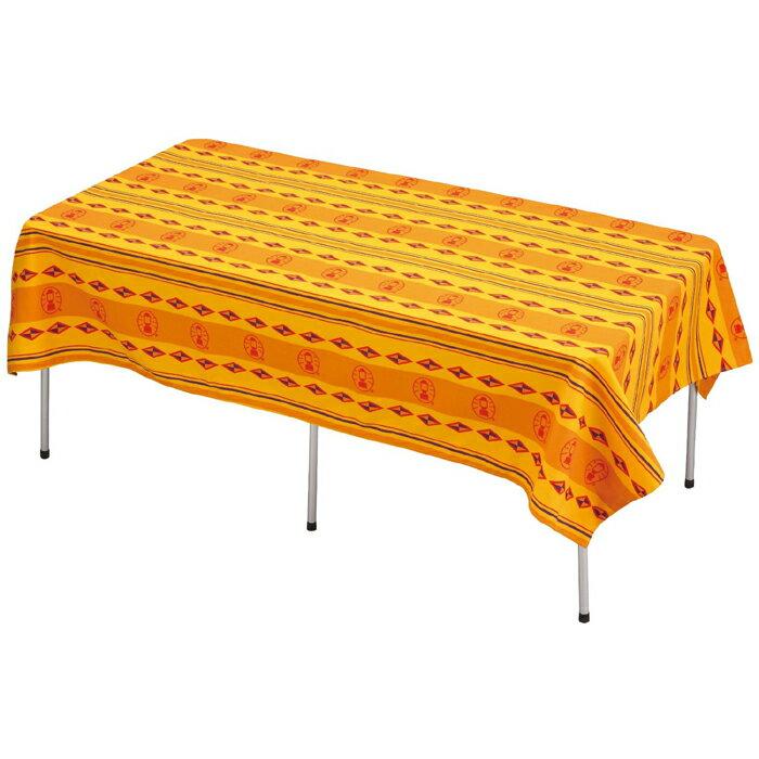 【露營趣】中和 美國 Coleman 防風餐桌布 桌布 /L 桌巾 抗污 防水 露營 郊遊 野餐 CM-9437