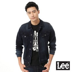 Lee Slim Fit 牛仔外套