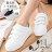 格子舖*【KH6850】基本款百搭 方便時尚魔鬼氈好穿脫 舒適厚底皮革休閒鞋 帆布鞋 3色 0