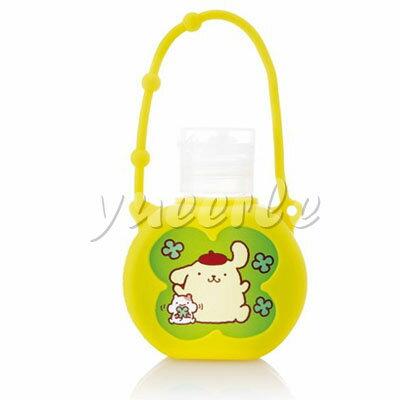 【悅兒樂婦幼用品?】三麗鷗 布丁狗造型乾洗手凝膠組-平面