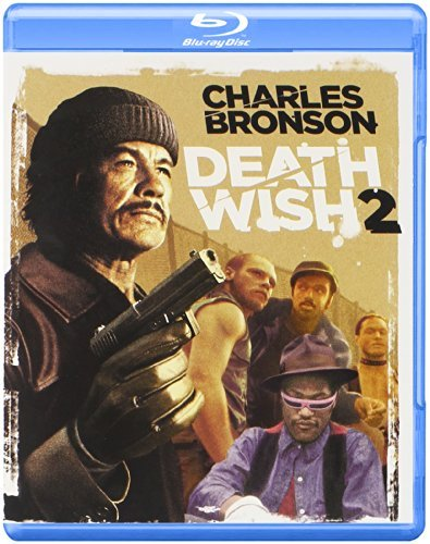 Death Wish II [Blu-ray] 7cfe3026332993410f32affa0a172cac