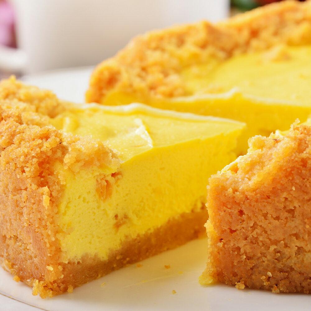 【艾波索.芒果無限乳酪6吋】芒果季來囉!日本北海道乳酪X紐西蘭進口奶油乳酪★以黃金比例搭配,濃郁到無限值、好吃到停不下來的無限乳酪! 0