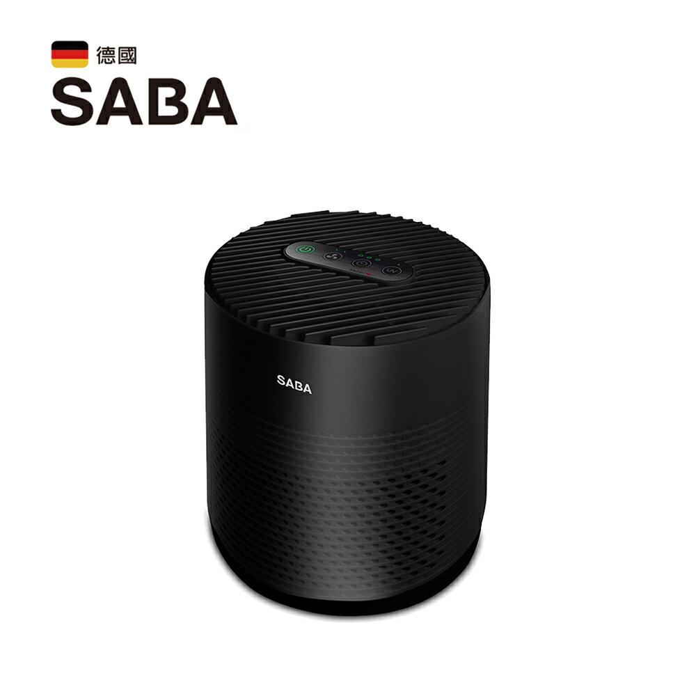 【SABA】抗過敏空氣清淨機 99購物節