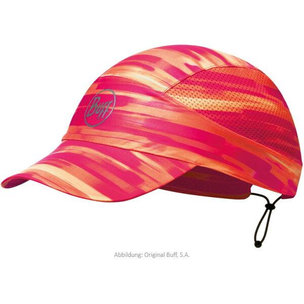 【【蘋果戶外】】BF113704西班牙BUFFFastwick粉紅搖曳抗UV極速排汗遮陽帽