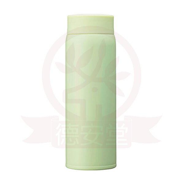 日本FUWA-FUWA-AIR極輕量保溫瓶(480ml)-蘋果綠x1