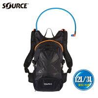【以色列SOURCE】戶外健行水袋背包Air Fuse2053428112 (12L/水袋3L) / 城市綠洲 (戶外、登山、單車、補水、抗菌)-城市綠洲-運動休閒推薦