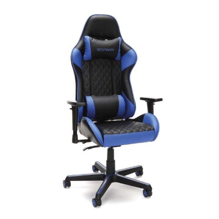 RESPAWN Racing Style Gaming Chair - Reclining Ergonomic Leather Chair, Office or Gaming Chair (RSP-100) 7