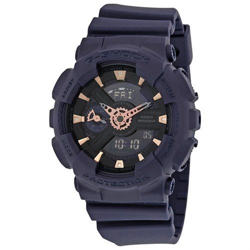 Casio G-Shock S Blue Analog-Digital Watch 0