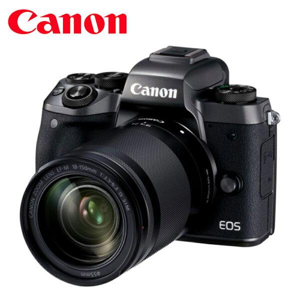 ◎相機專家◎CanonEOSM5KITEF-M18-150mmISSTM公司貨