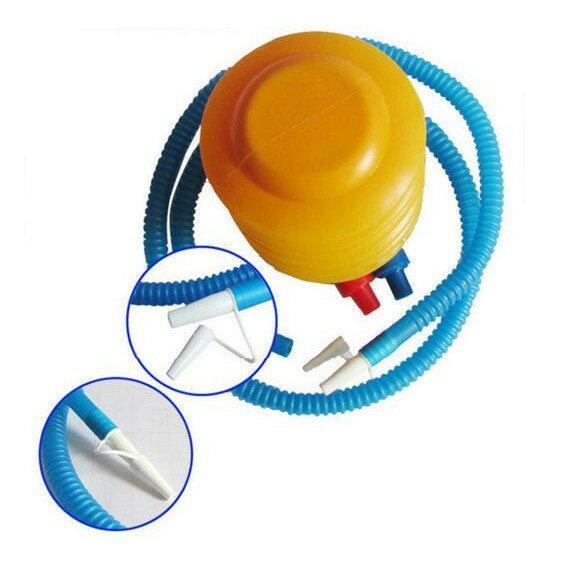 寶貝屋 腳踩充氣筒 充氣泵 打氣筒 充氣放氣 腳踩式充氣 壓縮袋抽氣 瑜珈球 游泳圈