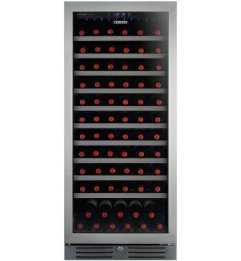 <br/><br/>  VINTEC V110SGES3 單門單溫紅酒櫃 不鏽鋼系列【零利率】<br/><br/>