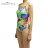 美國拓芬DOLFIN女性運動連身泳裝Fantasia - 限時優惠好康折扣