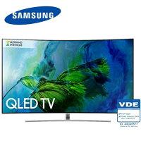 Samsung LED電視推薦到【SAMSUNG 三星】75吋 黃金曲面 QLED電視 QA75Q8C/QA75Q8CAMWXZW (含標準安裝) 【三井3C】就在SANJING三井3C推薦Samsung LED電視