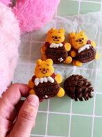 分享幸福的婚禮小物推薦喜糖_餅乾_伴手禮_糕點推薦小熊維尼餅乾