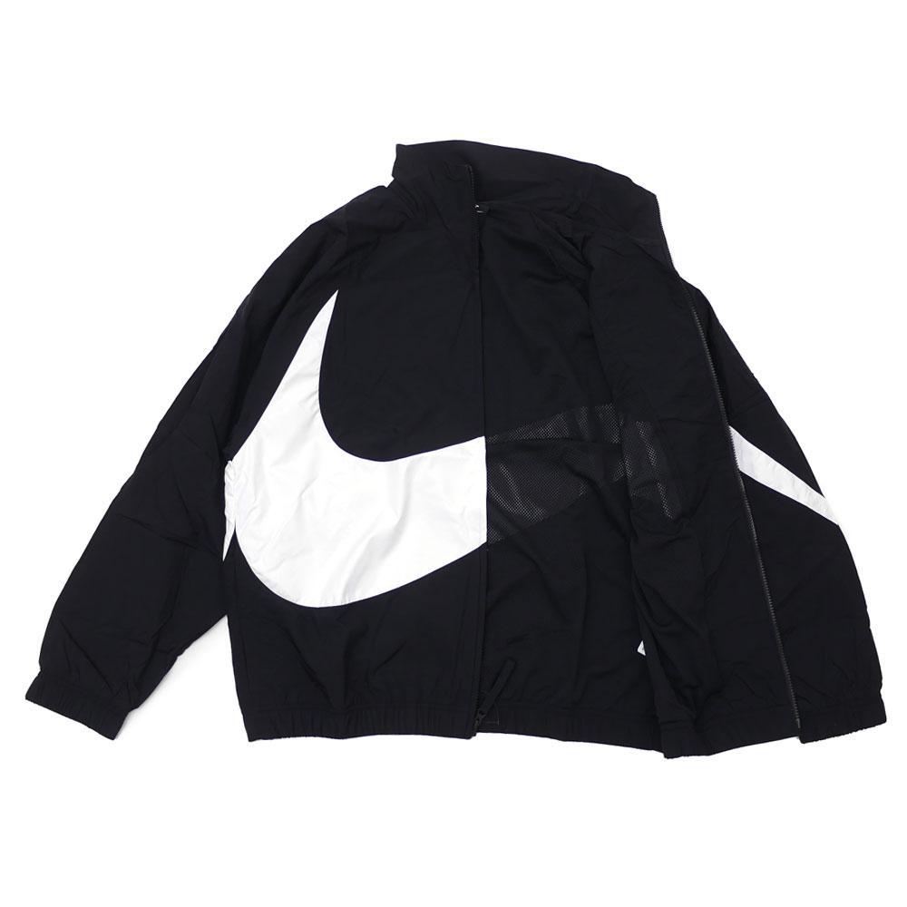 (冬季出清)【NIKE】Sportswear 大LOGO外套 編織外套 外套 黑 男女 AR3133-010 (palace store) 2