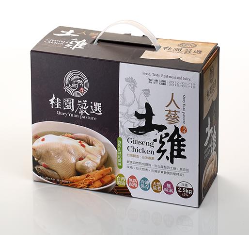 冷凍商品 / ☆嚴選系列☆人蔘土雞