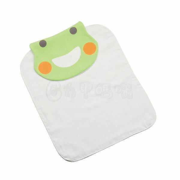 哈皮蛙造型吸汗背巾【六甲媽咪】