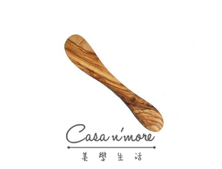 Olive Wood 天然木紋 橄欖木 奶油刀 抹醬刀 抹刀 - 限時優惠好康折扣