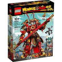 樂高LEGO 80012 悟空小俠系列 齊天大聖黃金機甲 Monkey King Warrior Mech-東喬精品百貨商城-媽咪親子推薦