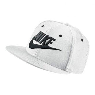 Nike FUTURA TRUE 2 帽子 棒球 電繡 可調式 後扣 白 黑【運動世界】584169-100【12/7單筆滿499結帳輸入序號 12SS100-4 再折↘100   單筆滿1200結帳..