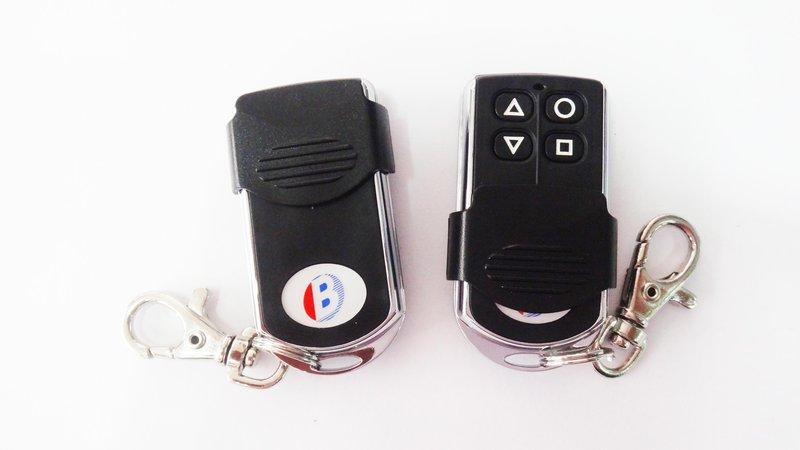 【高雄居家安全】百業 BT-568-1/BT-FD101 / 滾碼遙控器/快速捲門搖控器