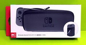 [現金價] (現貨) 任天堂 原廠 Nintendo Switch 攜行包 黑色 含螢幕保護貼 日文日版