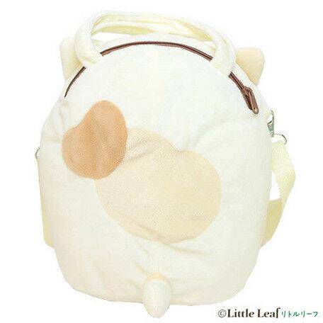 大賀屋 日貨 角落生物 貓咪 側背包 包包 手提包 玩偶 娃娃 兒童包包 手拿包 角落小夥伴 正版J00016084