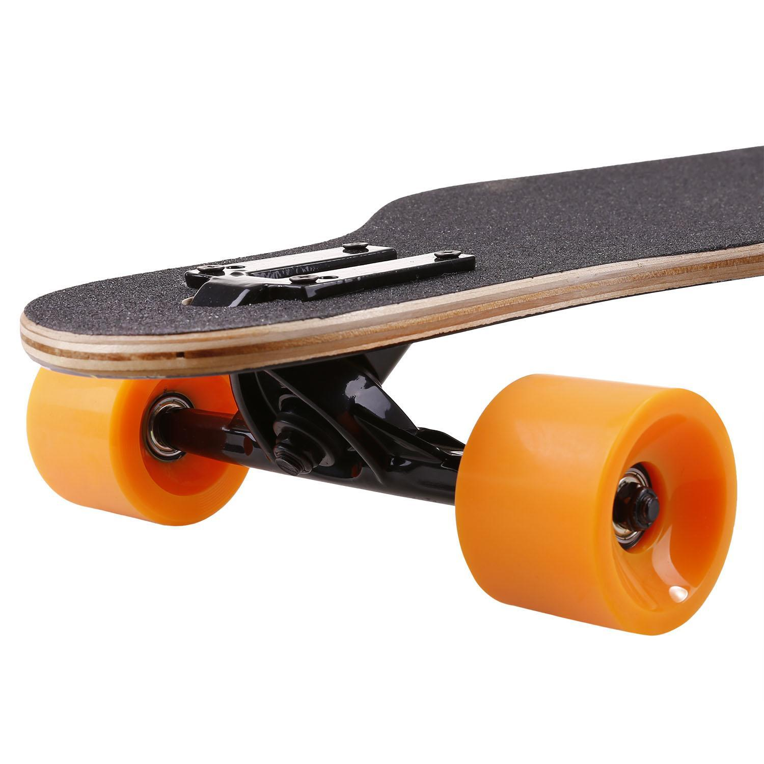 Longboard Complete Dancing Road Skateboard Board High Speed Board 4
