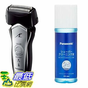 [2018新款東京直購] Panasonic ES-AST2A-K + 清潔液 三刀頭 電動刮鬍刀