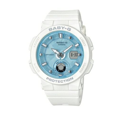 CASIOBABY-G潮流尖端雙顯運動腕錶BGA-250-7A1