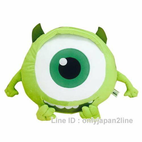 【真愛日本】15061900054 Q版手腳大眼仔 迪士尼 怪獸電力公司 怪獸大學 娃娃 玩偶 小時候 正品