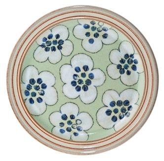 英國Denby經典系列-22.5cm點心盤(抹茶綠)