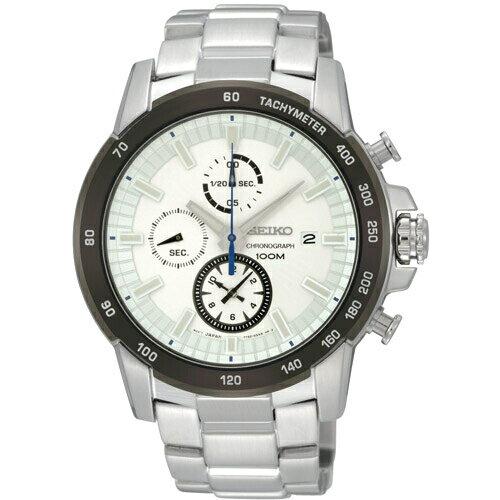 SEIKOCriteria耀眼時尚計時男腕錶SNDC73P1(7T92-0MA0S)