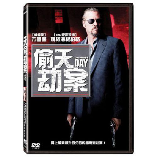 偷天劫案DVD