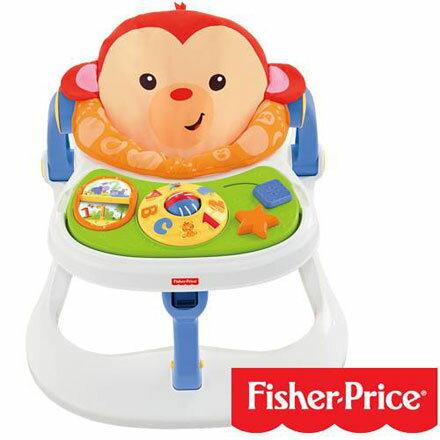 Fisher-Price 費雪 四合一小猴子歡樂園【悅兒園婦幼生活館】