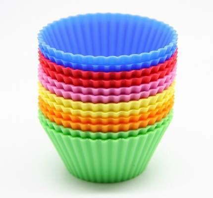 【八八八】e網購~【加厚矽膠馬芬杯蛋糕模】NO135烘焙用品油紙杯