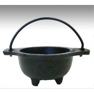 [光之薩滿] 多用途超耐用超好用大衛星鐵盆 可燒白鼠尾草香草