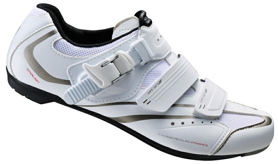【7號公園自行車】SHIMANO SH-WR42W 女性公路車運動型車鞋