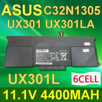 ASUS 6芯 C32N1305 日系電芯 電池 C32NI305 Asus ZenBook UX301 UX301L UX301LA