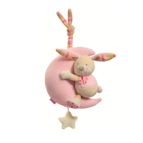 BabyFEHN芬恩香檳兔月亮拉環音樂【六甲媽咪】