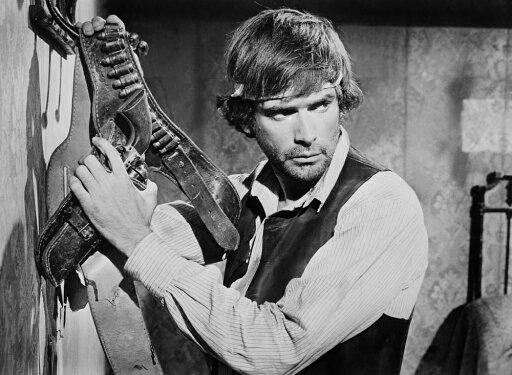 Django Kill If You Live Shoot Rolled Canvas Art - (14 x 11) 4ef401b5f381150119d4c46c964c8193