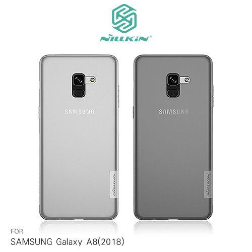 SamsungGalaxyA8(2018)A8+(2018)NILLKIN本色系列TPU軟套果凍套透色套保護殼手機殼軟殼清水套