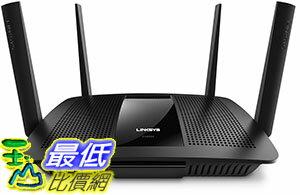 [美國直購]LinksysAC2600DualBandWirelessRouterMU-MIMO(MaxStreamEA8500)無線路由器