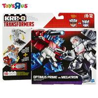玩具反斗城 KRE-O積木組變形金剛 戰鬥變形人物雙入對戰組