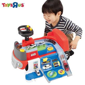 TOMICA駕駛樂學步車 玩具反斗城
