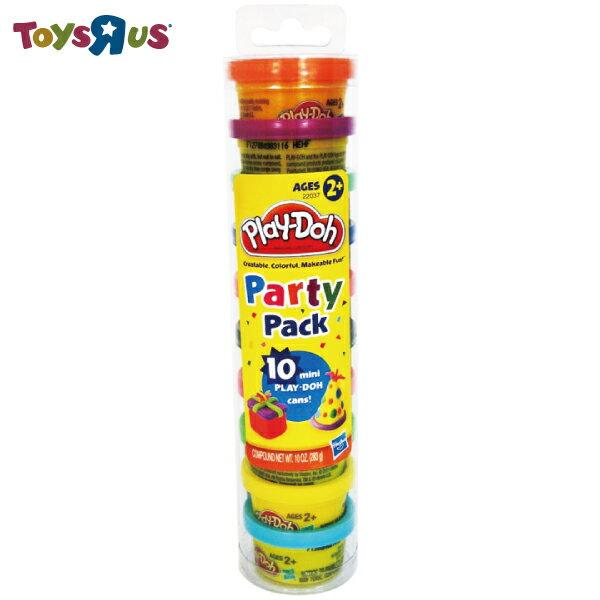 玩具反斗城 培樂多10罐派對組