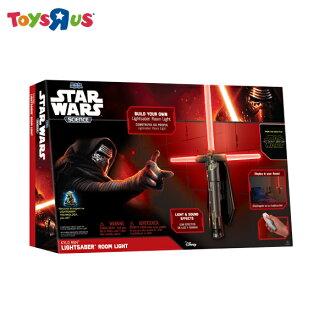 玩具反斗城 星際大戰 光劍造型遙控壁燈 十字光劍
